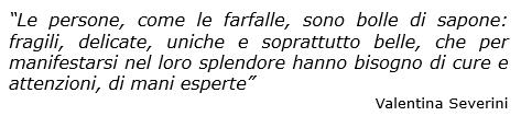 Scritta di Valentina Severini